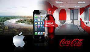 アップルとコカ・コーラ、ブランド力がより重要なのはどちらか?