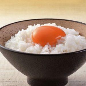 350円の普通の卵かけご飯