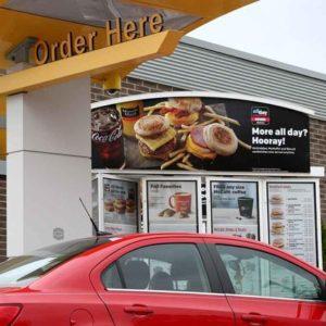 コロナ影響下でのマクドナルドの世界の店舗運営状況