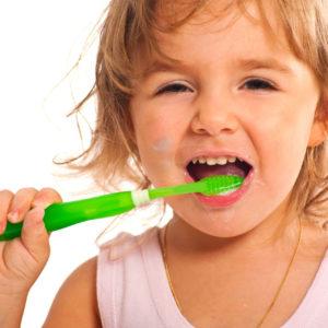 この歯磨き粉を使ってから虫歯ができなくなった