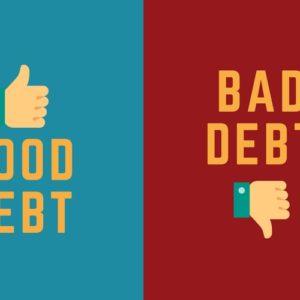 「悪い借金」を避けて「良い借金」を見極めるための2つの判断ポイント